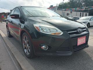 Used 2013 Ford Focus SE for sale in Scarborough, ON
