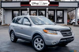 Used 2009 Hyundai Santa Fe LIMITED for sale in Ancaster, ON