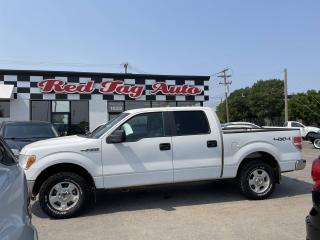 Used 2011 Ford F-150 XLT SuperCrew 4WD for sale in Saskatoon, SK