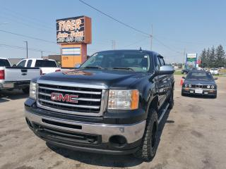 Used 2012 GMC Sierra 1500 SL NEVADA EDITION*WHEELS*TIRES*LIFTED*CERTIFIED for sale in London, ON
