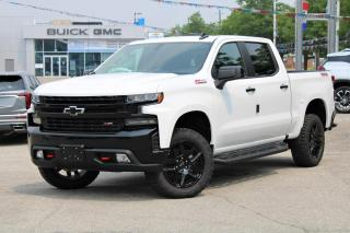 New 2021 Chevrolet Silverado 1500 LT Trail Boss for sale in Toronto, ON