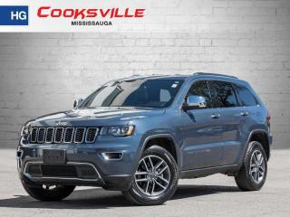 Used 2020 Jeep Grand Cherokee Limited, NAVI, VENTED SEATS, LEATHER, PANO ROOF for sale in Mississauga, ON