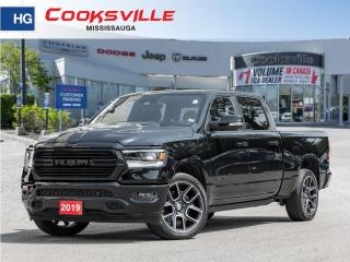 Used 2019 RAM 1500 Sport 4x4 Crew Cab 6'4  Box for sale in Mississauga, ON