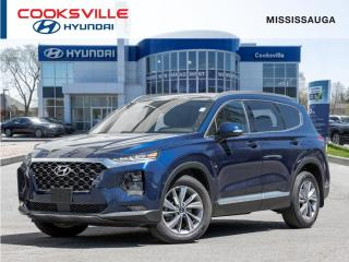 Used 2020 Hyundai Santa Fe Preferred, BACKUP CAM, PANO ROOF, LEATHER, AWD for sale in Mississauga, ON