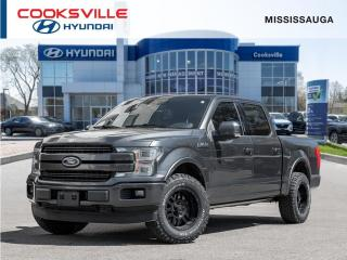 Used 2019 Ford F-150 LARIAT, NAVI, PANO ROOF, VENTED SEATS, LEATHER for sale in Mississauga, ON