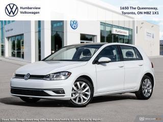 New 2021 Volkswagen Golf COMFORTLINE for sale in Toronto, ON