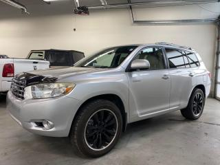 Used 2008 Toyota Highlander LIMITED  for sale in North York, ON
