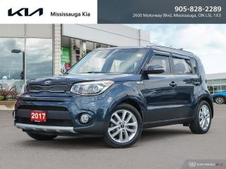 Used 2017 Kia Soul EX for sale in Mississauga, ON