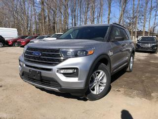 New 2021 Ford Explorer XLT CLASS III TOW PKG   REMOTE START   2ND ROW BENCH S for sale in Barrie, ON