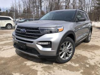 New 2021 Ford Explorer XLT TOW MOONROOF COPILOT360 for sale in Barrie, ON