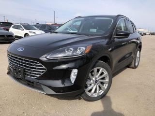 New 2021 Ford Escape Titanium SYNC3|ELITE|TOW|LEATHER for sale in Barrie, ON
