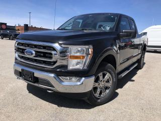 New 2021 Ford F-150 XLT SYNC4|NAV|CHROME|TOW|REVERSE CAM|BLIS for sale in Barrie, ON