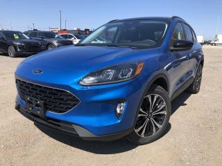 New 2021 Ford Escape SEL SYNC3|COPILOT360+|STEALTH|SUNROOF for sale in Barrie, ON
