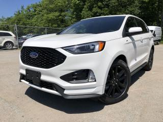 New 2021 Ford Edge ST Line SYNC4 COPILOT360 ASSIST COLD WEATHER for sale in Barrie, ON
