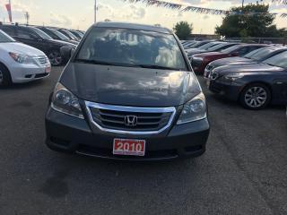 Used 2010 Honda Odyssey EX-L for sale in Etobicoke, ON