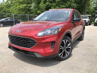New 2021 Ford Escape SE SYNC3|SPORT|CONVENIENCE|PWR LIFTGATE for sale in Barrie, ON