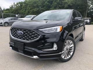 New 2021 Ford Edge Titanium SYNC4 LUXURY ELITE COPILOT360 BANG&OLUFSEN for sale in Barrie, ON