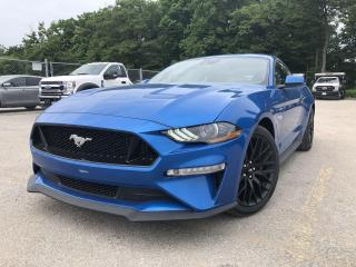 New 2021 Ford Mustang GT Premium SYNC3|SECURITY|MAGNERIDE|PERFORMACE|B&O| for sale in Barrie, ON