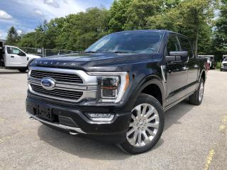 New 2021 Ford F-150 Limited SYNC4 LEATHER SUNROOF COPILOT360 MAX RECLINE for sale in Barrie, ON