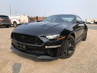 New 2021 Ford Mustang GT Premium SYNC3|LEATHER|NAVIGATION|BLACKPACK|ACTIVEVALVE for sale in Barrie, ON