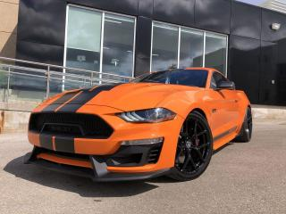 New 2021 Ford Mustang GT Premium SYNC3|LEATHER|SUPERCHARGED 700HP|MAGNERIDE for sale in Barrie, ON