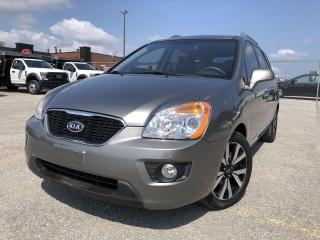 Used 2012 Kia Rondo EX-Premium BLUETOOTH LEATHER HEATED SEATS CRUISE for sale in Barrie, ON