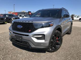 New 2021 Ford Explorer SYNC3 LEATHER STREET PREM TECH NAV for sale in Barrie, ON