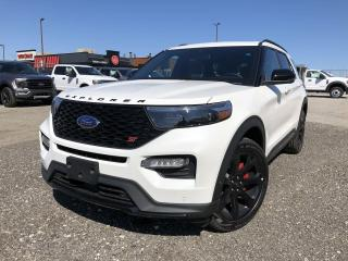 New 2021 Ford Explorer SYNC3 LEATHER PREM TECH STREET SUNROOF for sale in Barrie, ON