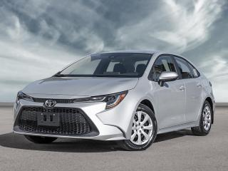 Used 2021 Toyota Corolla LE for sale in Georgetown, ON