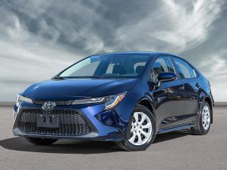 New 2021 Toyota Corolla LE for sale in Georgetown, ON