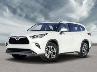 New 2021 Toyota Highlander XLE for sale in Georgetown, ON