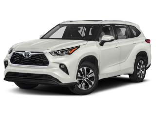 Used 2021 Toyota Highlander XLE for sale in Georgetown, ON