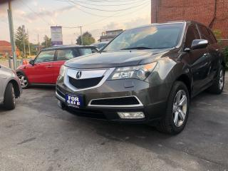 Used 2011 Acura MDX for sale in Scarborough, ON