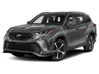 Used 2021 Toyota Highlander XSE for sale in Georgetown, ON