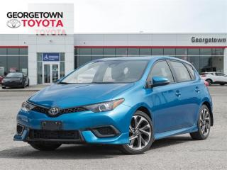 Used 2018 Toyota Corolla IM for sale in Georgetown, ON