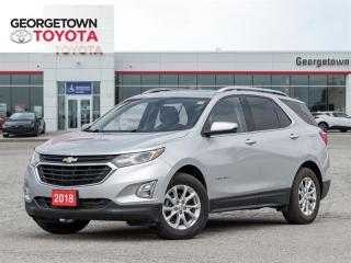 Used 2018 Chevrolet Equinox 1LT for sale in Georgetown, ON