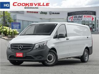 Used 2020 Mercedes-Benz Metris 135WB, BACKUP CAM, BLUETOOTH for sale in Mississauga, ON