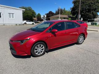 Used 2021 Toyota Corolla for sale in Goderich, ON