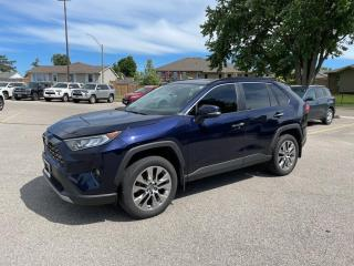 Used 2019 Toyota RAV4 LIMITED  for sale in Goderich, ON