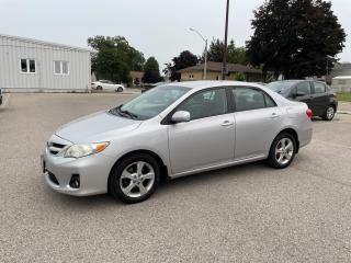 Used 2011 Toyota Corolla for sale in Goderich, ON