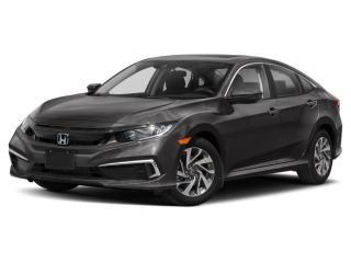 New 2021 Honda Civic EX for sale in Orangeville, ON