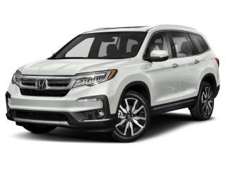 New 2021 Honda Pilot TOURING 7P for sale in Orangeville, ON