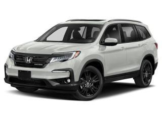 New 2021 Honda Pilot Black Edition for sale in Orangeville, ON