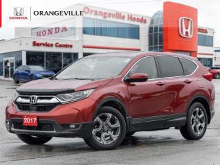 Used 2017 Honda CR-V EX-L BACKUP CAM|HONDA LANE WATCH|SUNROOF|LEATHER|AWD for sale in Orangeville, ON