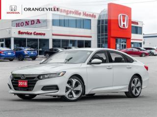 Used 2018 Honda Accord LX BACKUP CAM HEATED SEATS BLUETOOTH ALLOYS for sale in Orangeville, ON