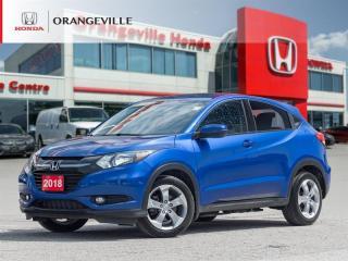 Used 2018 Honda HR-V EX BACKUP CAM HONDA LANE WATCH SUNROOF AWD for sale in Orangeville, ON