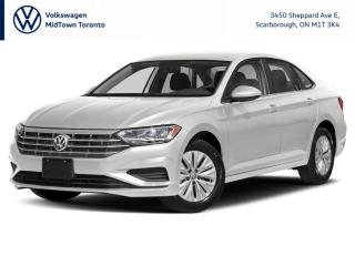 New 2021 Volkswagen Jetta HIGHLINE for sale in Scarborough, ON
