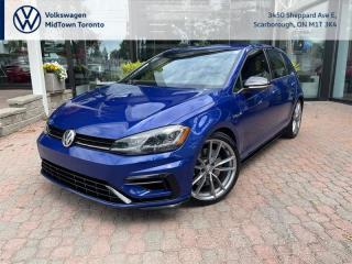 Used 2018 Volkswagen Golf R 2.0 TSI for sale in Scarborough, ON
