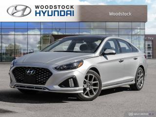 Used 2019 Hyundai Sonata 2.0T ULTIMATE for sale in Woodstock, ON