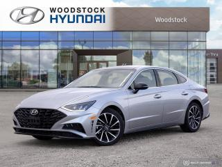Used 2020 Hyundai Sonata SPORT for sale in Woodstock, ON